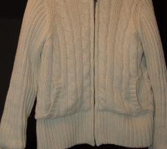 pletena hoodie