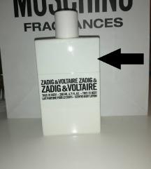 Zadig & Voltaire This is Her!  EDT Mlijeko