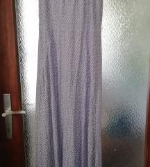 Duga haljina na bretele