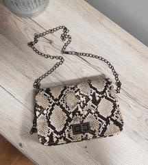 Mala zmijska torbica