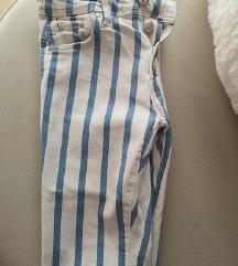 Bershka Push-up hlače