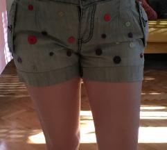 Kratke hlače - traperice