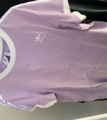 Adidas originals lila t shirt