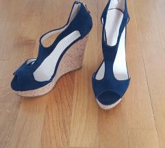 Zenske ljetne sandale platforma