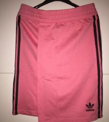 Pamučna Adidas suknja