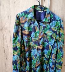 Rasprodaja šarena košulja/jaknica vel. XL /XXL