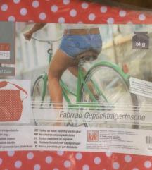 Neotvorena torba za bicikl