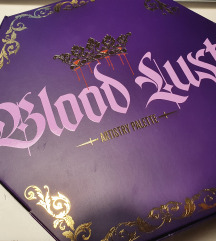 Jeffree Star Blood Lust paleta original