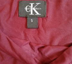 Calvin Klein svilenkasta majica, S