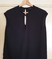 Zara-crna bluza