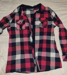 Karirana košulja, L/XL