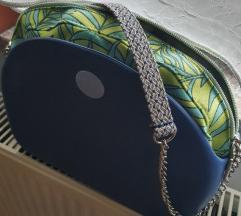 O bag moon plava torba