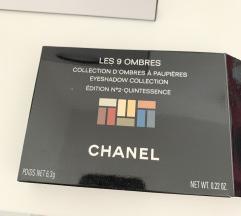 Chanel paleta sjenila