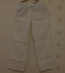 Bijele lanene hlače, 36/38