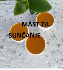 Mast za sunčanje mrkva urukum 100 g