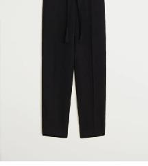 Poslovne hlače s gumom