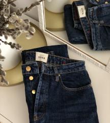 Sezane le brut sexy jeans 25