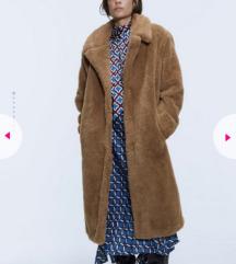 Zara tedy coat