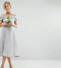 asos lila haljina 36&38