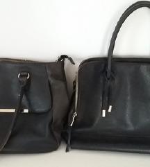 Dvije predivne torbe Zara i Carpisa za 70kn LOT