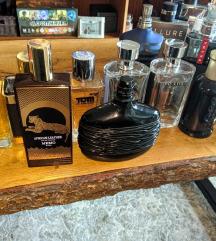 Dekanti original parfema iz vlastite kolekcije