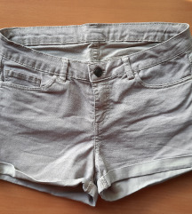 Bež kratke hlače / NOVO