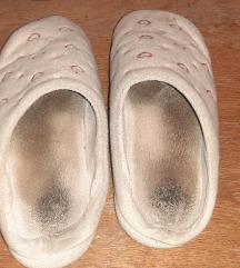 Nosene papuce fetish