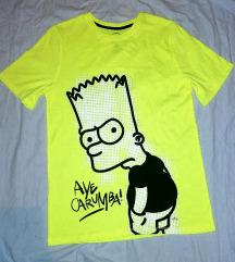 Simpsoni majica kratkih rukava NOVO C&A