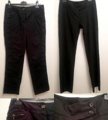 crne hlače 36 38