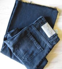 ZARA high waist traperice - culottes hlače 34 /XS