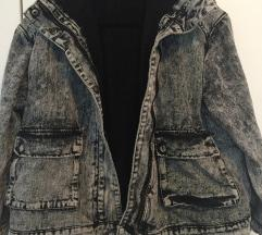 Missguided Siva traper jakna s krznenom podstavom