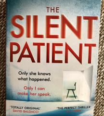 Silent patient na engleskom jeziku