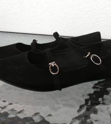 REZZ crne cipele vel 39/40 SNIŽENJE! 50% 59KN