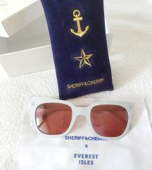 SNIŽENO!Nove Sheriff&Cherry sunčane naočale