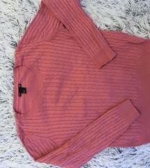 HM pink pulover *sniženje*