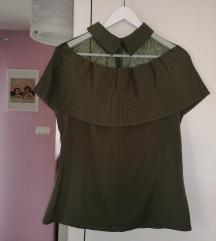 Maslinasta bluza (Novo s etiketom!!!)