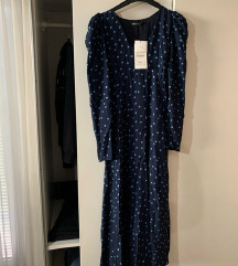 Zara midi haljina | S etiketom | PT ukljucena