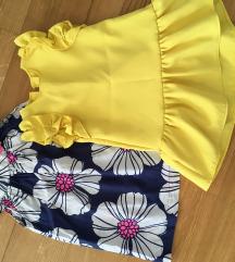 2x haljine za curu