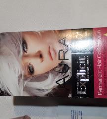 Nova boja za kosu sa arganovim uljem