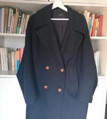 Tamnoplavi kaput iz Zare