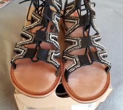 Bata kožne sandale vel.39 Novo