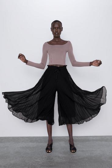 Zara hlace/suknja
