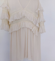 Lilly Mcbee haljinica volančići & čipka