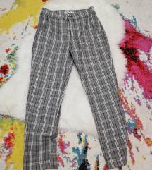 Karirane hlače - Hollister