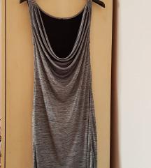 Diadema siva haljina