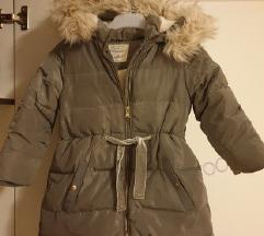 Zara zimska jakna/parka 98
