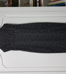 Sinsay midi haljina s prorezom M/L (pt. Uklj.)