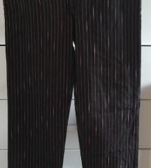 NOVI Crni komplet šos hlače i sako