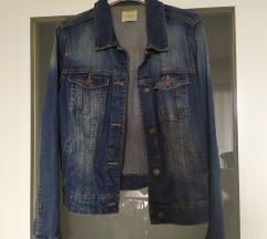 MANGO jeans Jakna
