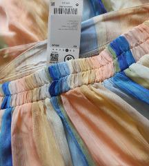 Nova duga maxi suknja sa etiketom 36